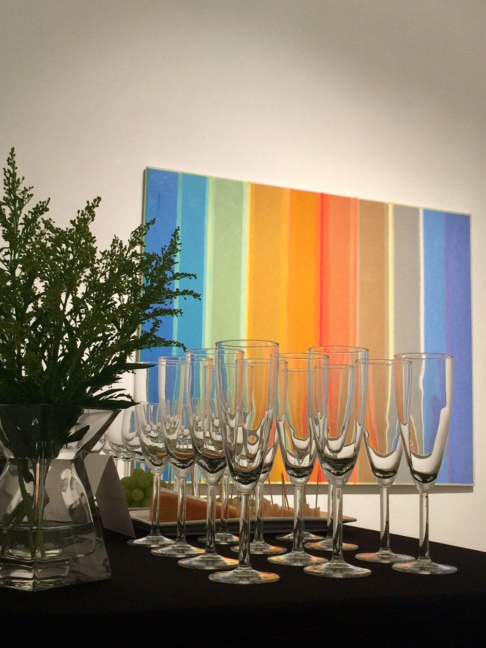 Art & Wine -- Anya Tish Gallery