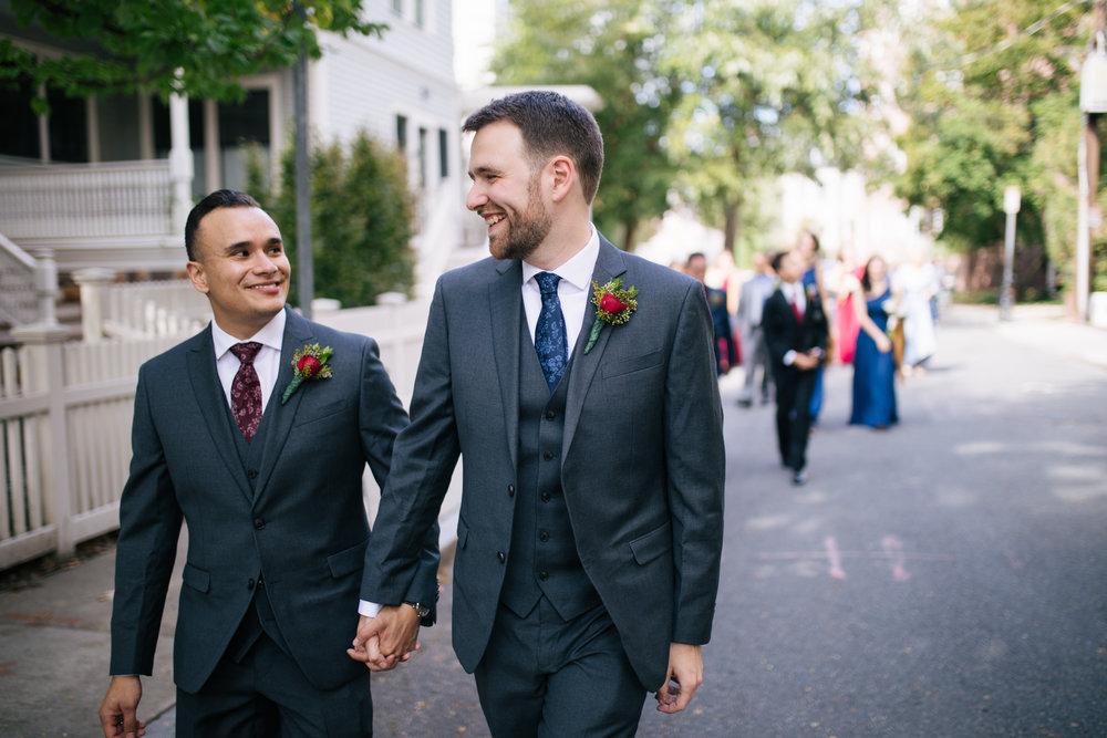 Nicholas & Guadelupe - MIT Boston, MA Wedding
