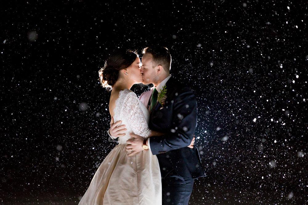 Skylar & Adam - Highlands Country Club Winter Wedding
