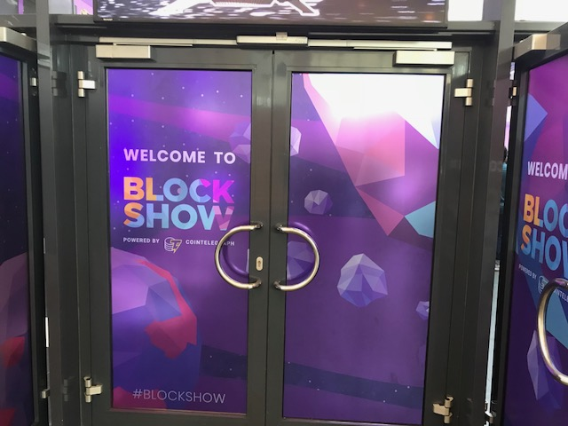 Blockshow Europe - Berlin - Small enough to foster intimate discussions, but big enough to attract a wide range of attendees