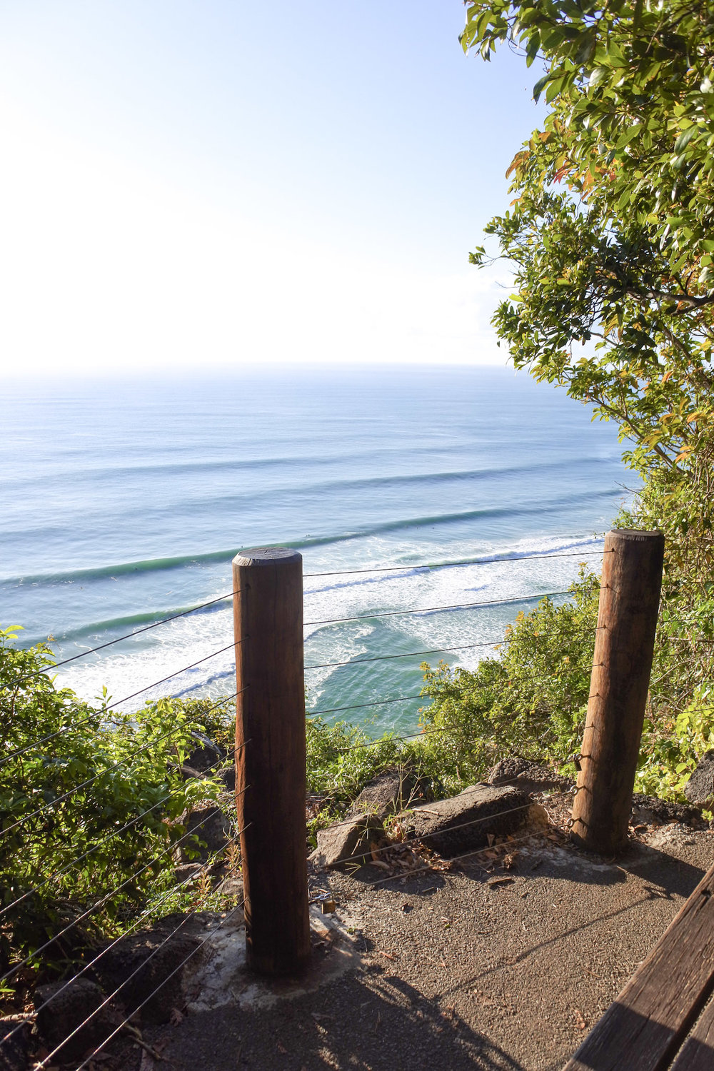burleigh national park, gold coast, queensland