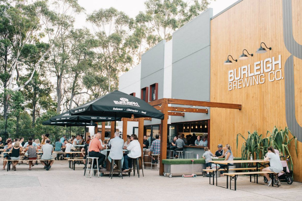Burleigh Brewing Co, Burleigh (above)