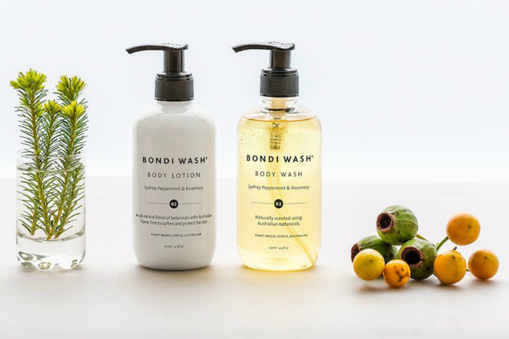 Bondi Wash     www.bondiwash.com.au     Bondi Wash combines Australian botanicals with a mix of essential oils and natural ingredients to create products that are good for you and the planet.