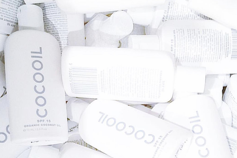 Cococoil     www.cocooil.com.au     Cocooil  suncare products are made from certified fair-trade, cold-pressed organic coconut oil produced sustainably in the Pacific Islands.