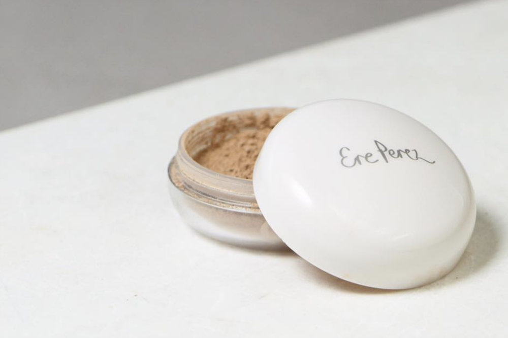 Ere Perez     www.ereperez.com    Created by Sydney's  Ere Perez , this range of makeup and skincare products use plant extracts, minerals and antioxidants - resulting in gentle, highly effective products.