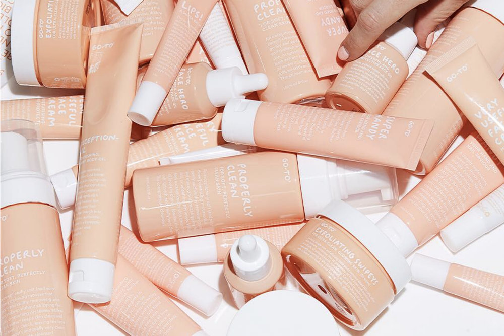 Go-To     www.gotoskincare.com     Go-To  is an Australian skincare brand that makes uncomplicated, effective, cruelty-free and natural skincare, founded by Zoë Foster Blake.