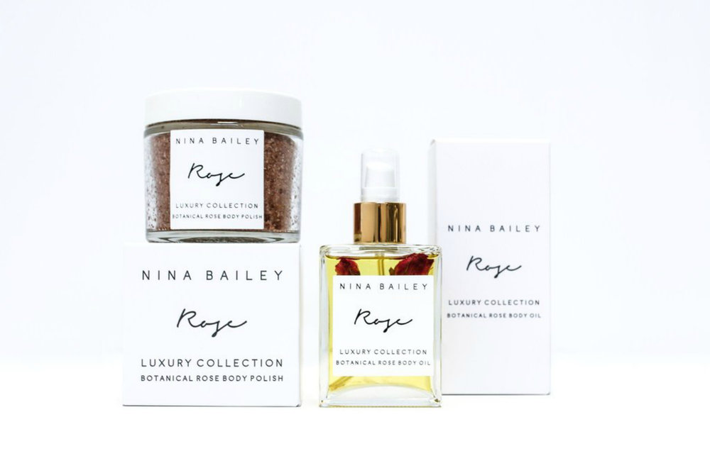 Nina Bailey     www.ninabailey.com.au     Nina Bailey 's eco-luxury home fragrances and body products are created in Perth. She is passionate about delivering products that are good for you and the environment.