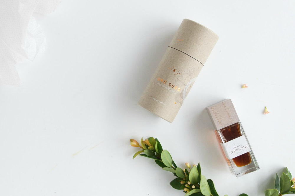 One Seed Perfumes     www.oneseedperfumes.com     One Seed   Perfumes  create natural perfumes and body elixirs that smell as good as they make you feel. Since 2009 they have been designing and making their botanical and cruelty-free products in their studio in Adelaide, South Australia.