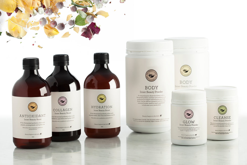 The Beauty Chef     www.thebeautychef.com     Beauty Chef  products   work from the inside out to give you healthy, radiant skin. Their products are biologically enhanced, certified organic and use local, fair trade ingredients.