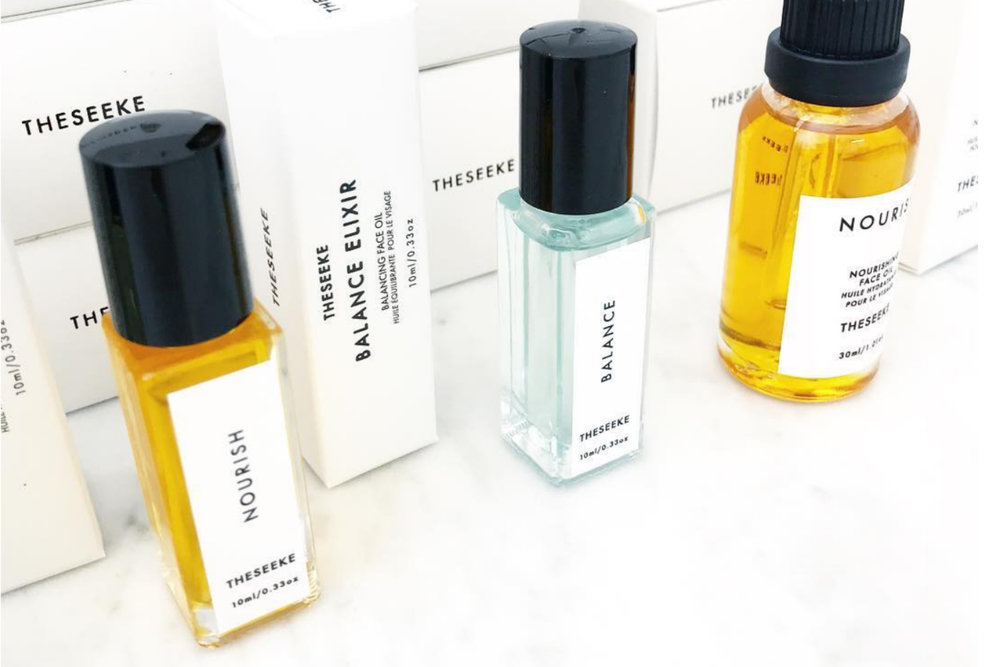 Theseeke     www.theseeke.com     Theseeke  use natural plant based ingredients to create simple, clean skincare made in small hand-crafted batches in Sydney.