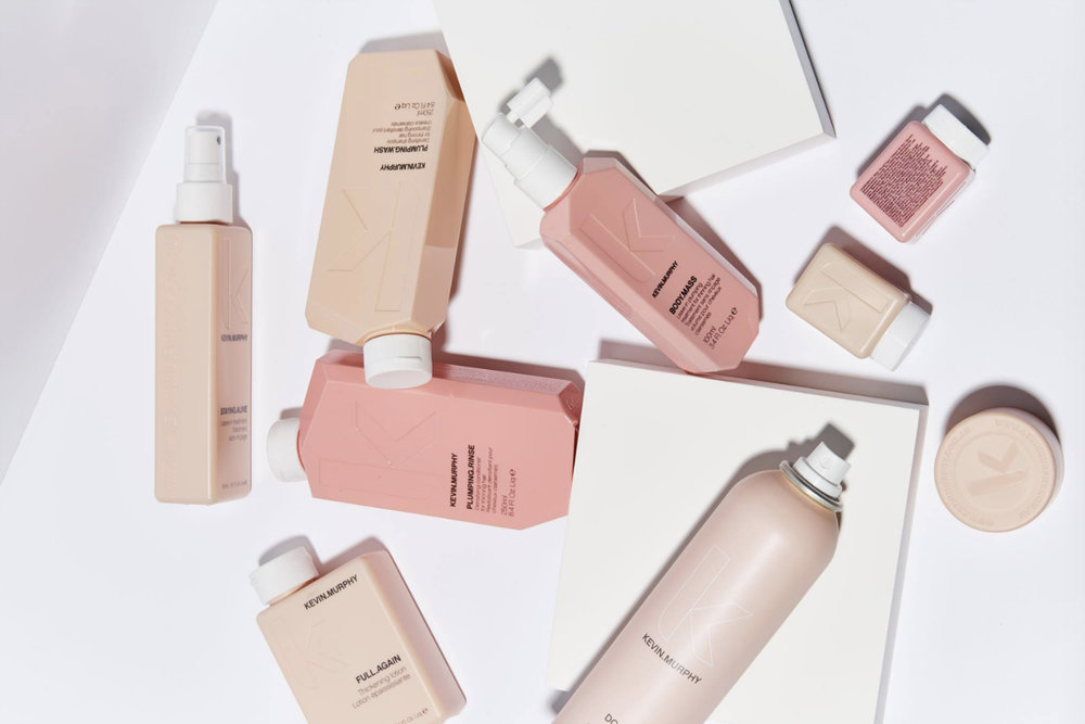 Kevin Murphy     www.kevinmurphy.com.au     Kevin Murphy  knows a thing or two about hair. His range of PETA approved products are designed to take the guess work out of styling and add a bit of fun and luxury in its place.