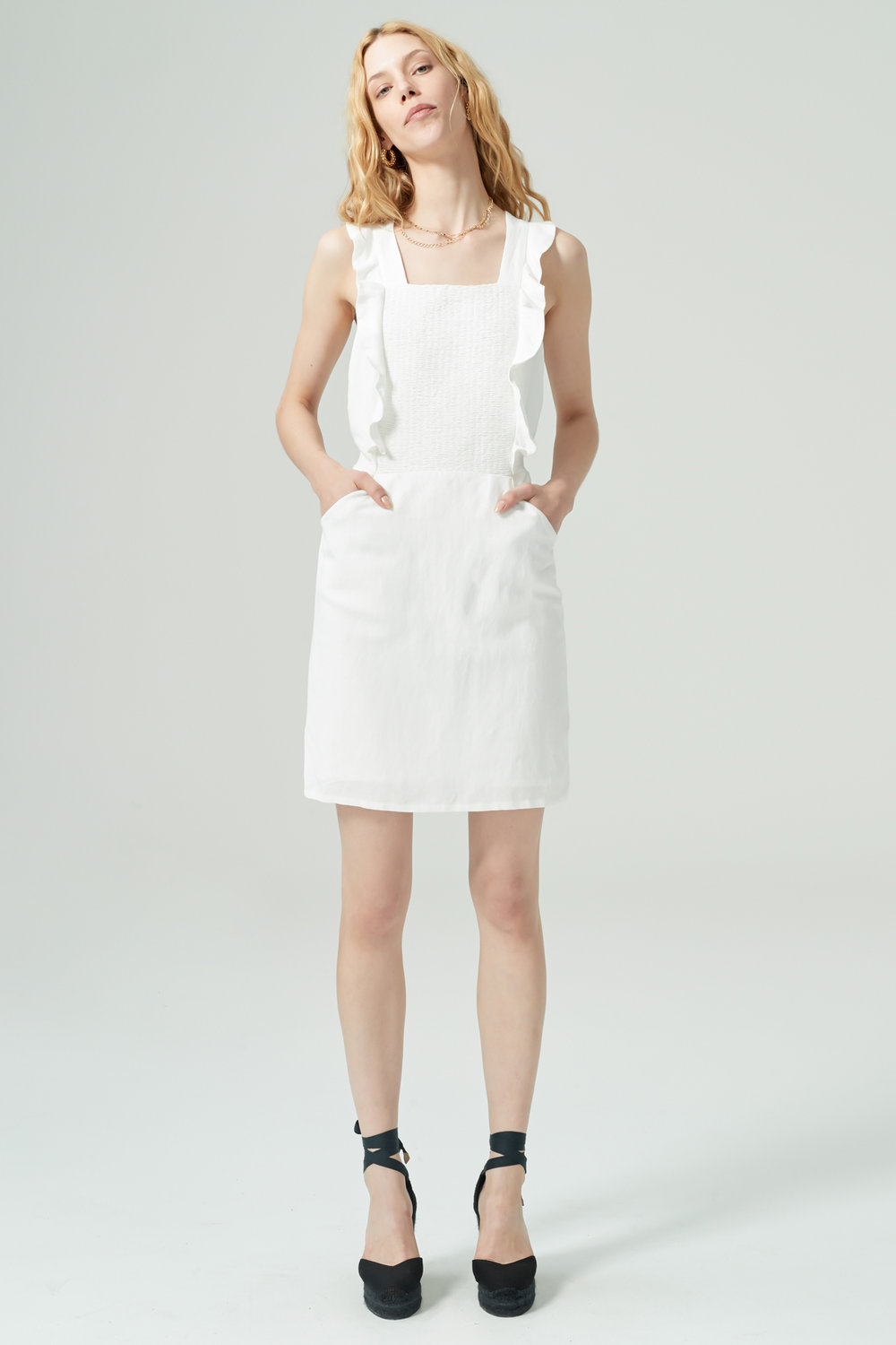 hansen and gretel destiny dress white
