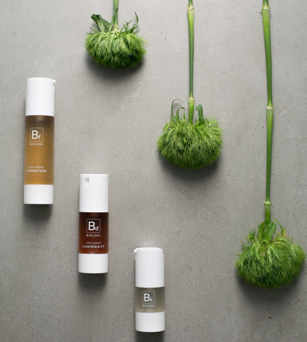 Biologi     www.biologi.com.au     Biologi  is the worlds first 100% active-ingredient, 100% natural plant serum. Backed by certification, results and science, Biologi is exactly what it says it is and they can prove it.