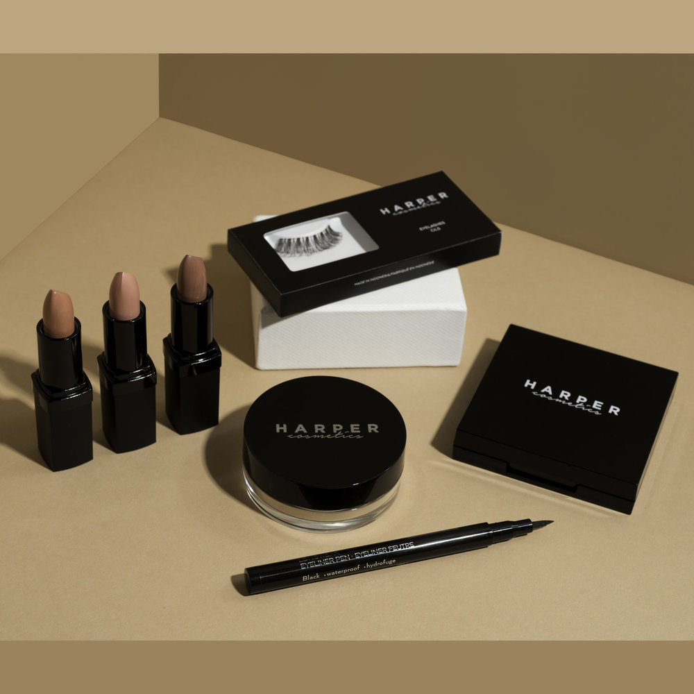 Harper Cosmetics     www.harpercosmetics.com.au    Australian owned and cruelty free,  Harper Cosmetics  was born from a long love affair with quality makeup that contains high pigments and a range of colour options.