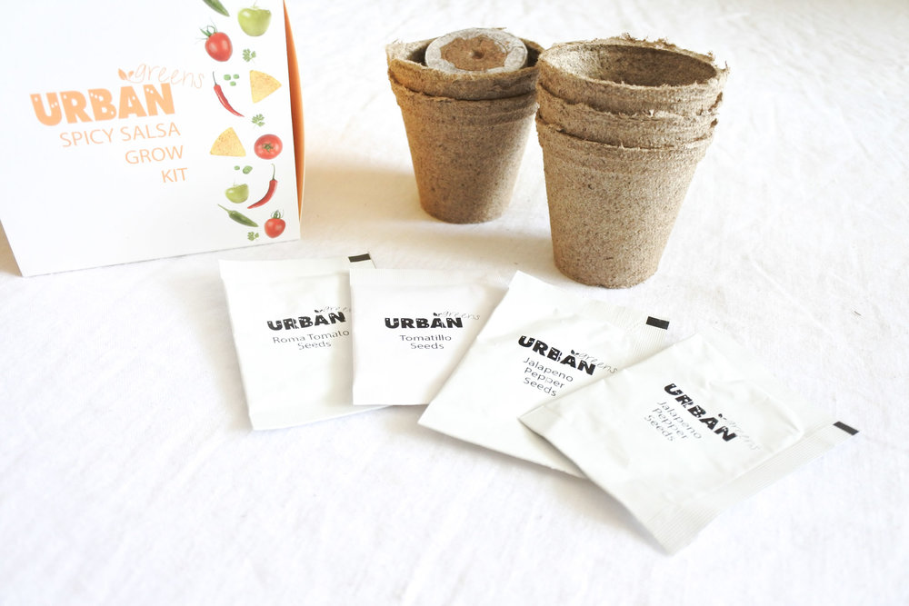 UrbanGreens     www.urbangreens.com.au    Made from quality Australian seeds, Sydney's  UrbanGreens  provides gifts that are purposeful, sustainable and gratifying.