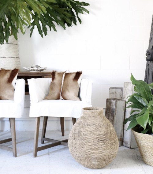 Village Stores     www.villagestores.com.au    With two stores on the Gold Coast,  Village Stores  is the place to go for homewares that combine minimalism with tropical.