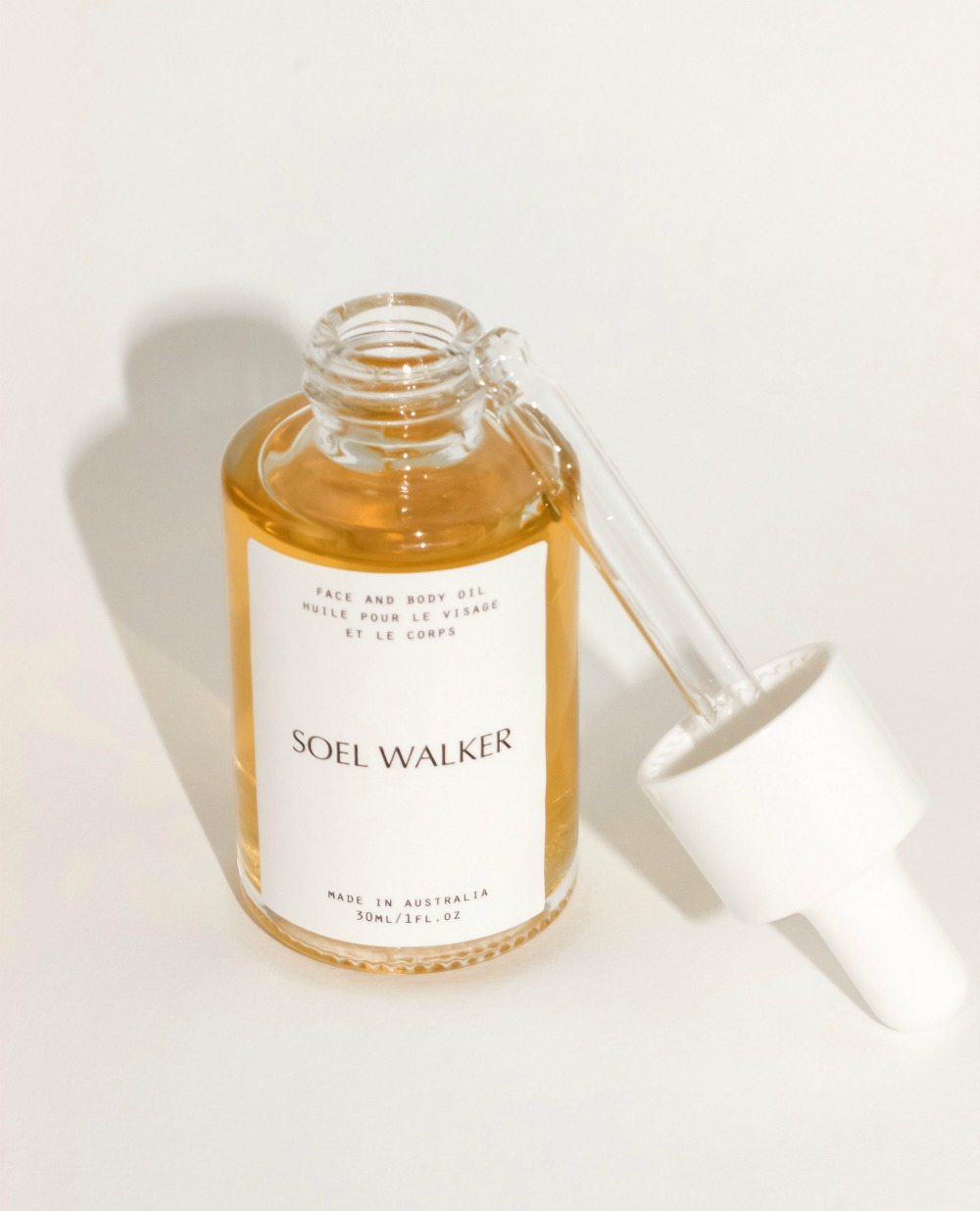 Soel Walker     www.soelwalker.com    Rich in vitamins and essential oils,  Soel Walker's  products are made in small batches from natural ingredients, with the aim to leave your skin supple.