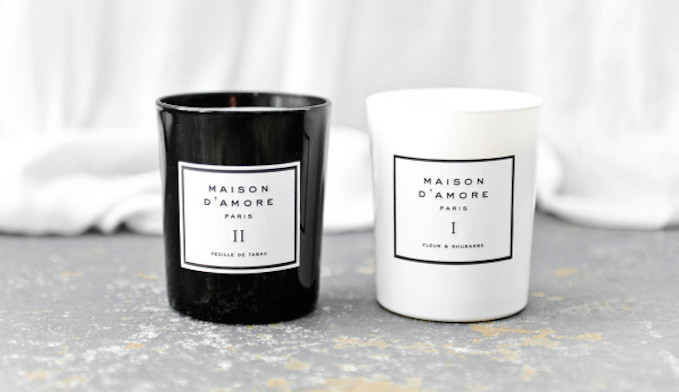 Maison D'Amore     www.maisondamore.com    Home Fragrances.