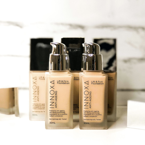 Innoxa     www.innoxa.com.au     Innoxa  is a long-standing Australian owned cosmeceutical skincare and cosmetics brand offering products that are dermatologically tested and 100% cruelty free.