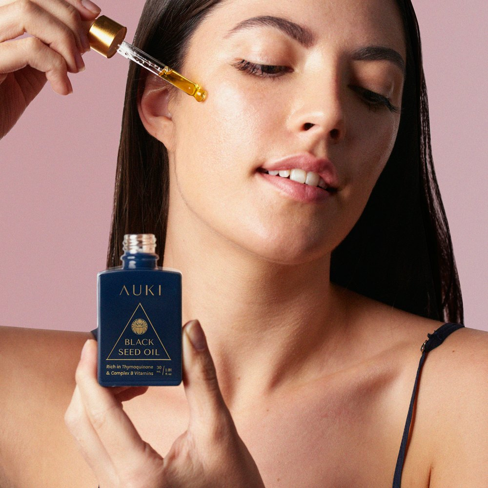 Auki     www.auki.com.au     Auki  believe in a scientific theory of beauty that starts from within. Their anti-inflammatory products are loaded with antioxidants essential for overall skin health.