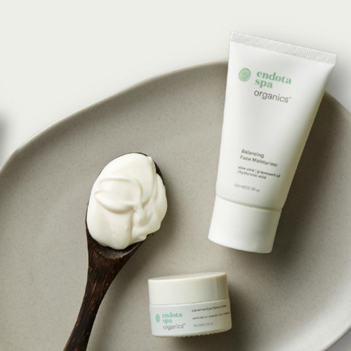 Endota Spa     www.endotaspa.com.au     Endota Spa  offers a scientifically developed range of organic, natural and powerful products made with native Australian ingredients.