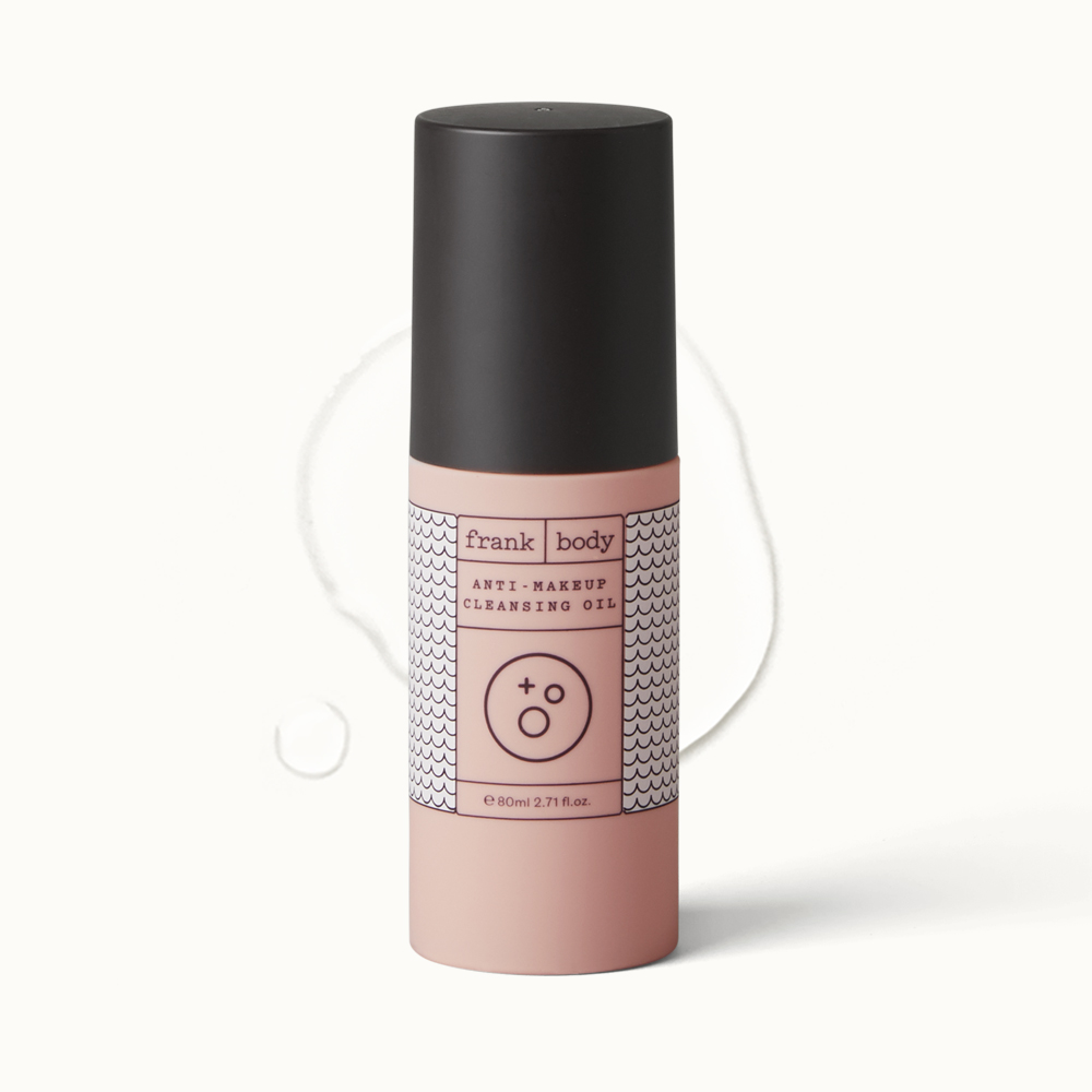 Frank Body Anti-Makeup Cleansing Oil