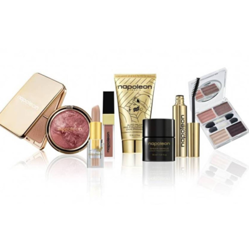 Napoleon Perdis     www.napoleonperdis.com     Napoleon Perdis  has been Australia's leading makeup brand for over a decade and is the epitome of luxury, education and glamour.