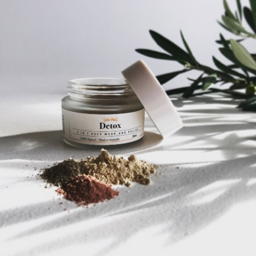 Ek-ho     www.ekho-skincare.com     Ek-ho  is a collection of small batch skincare products that harness the wonders of nature and its ability to heal the body, mind and spirit.