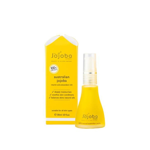 Jojoba Company     www.thejojobacompany.com.au     The Jojoba Company  is passionate about sharing the skin healing benefits of jojoba and are the first in the world to develop an entire skincare range from it.