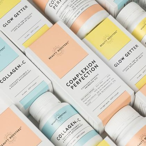 Beauty Boosters     www.beautyboosters.com.au     Beauty Boosters  offers premium, Australian made skincare supplements that feature a carefully considered line-up of nutrients designed to maintain healthy skin.