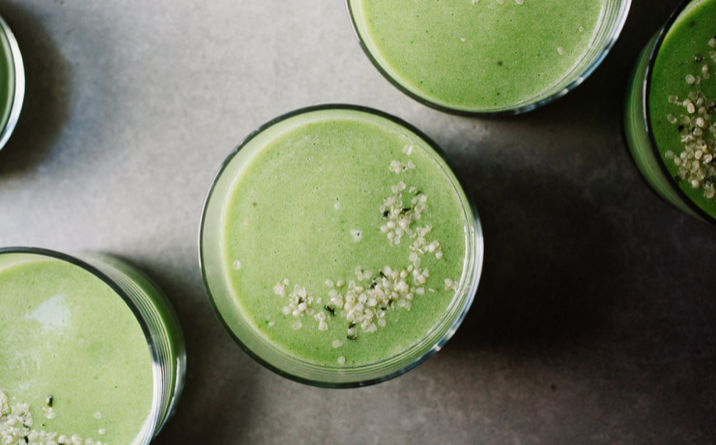 Green Hydration Smoothie -