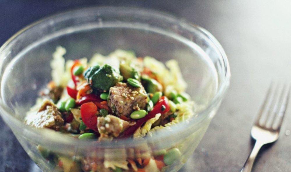 Winter/ Spring Salads -
