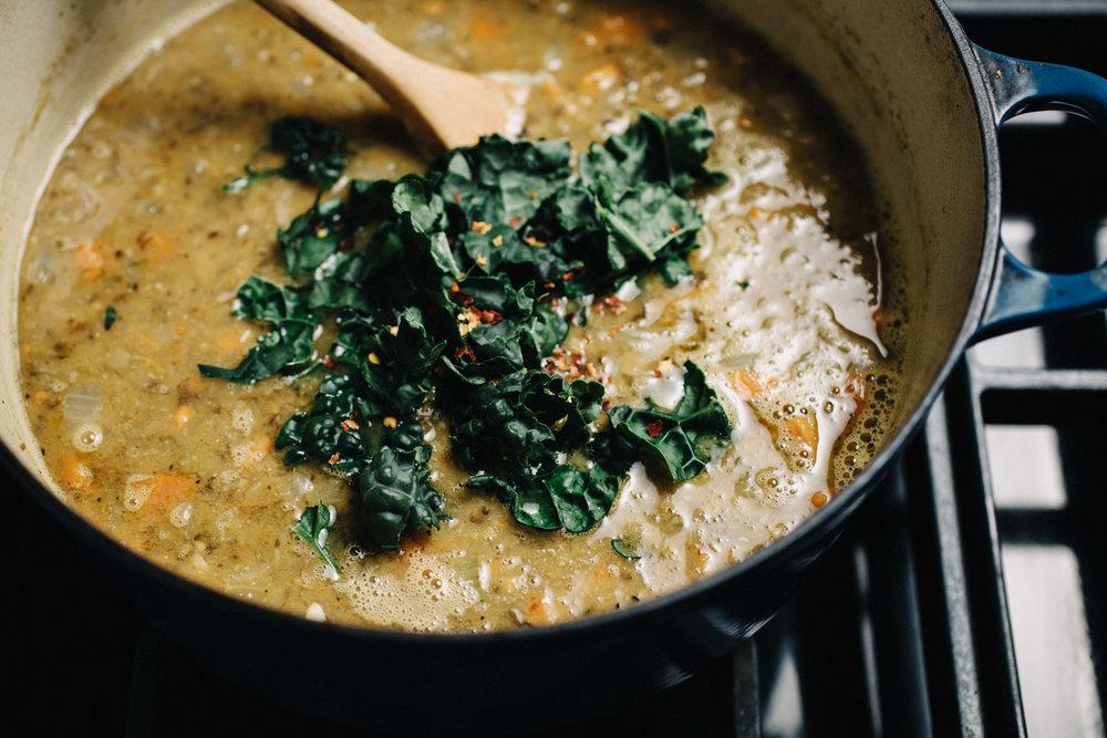 Soups -