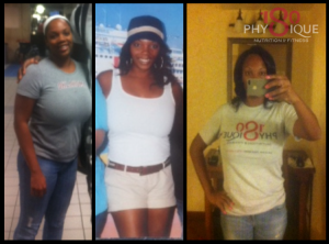 Before and after picture of Kenya Hardy.  180Physique  fitness  gym  excercise  diet  meal plan  nutrition  supplements  advocare  competition  posing  personal training  group training  fit pregnancy  fit mom  180fitsquad  grocery  healthy  lifestyle  recipes  organic  online training  virtual training  natural  balance  Oklahoma  Oklahoma city  OKC  family friendly  diversity