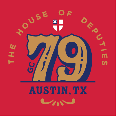 The logo for the House of Deputies at the 79th General Convention.