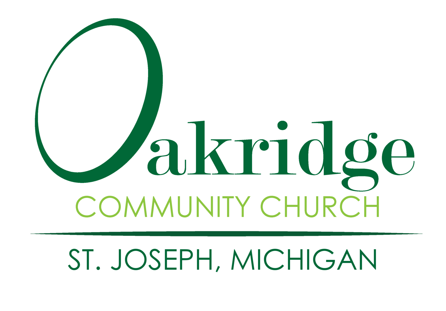 Oakridge Community Church