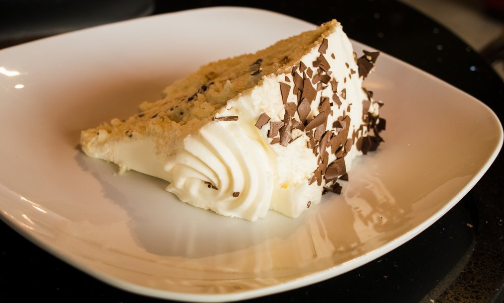 Cannoli Cake photo courtesy of Northwest Quarterly Magazine