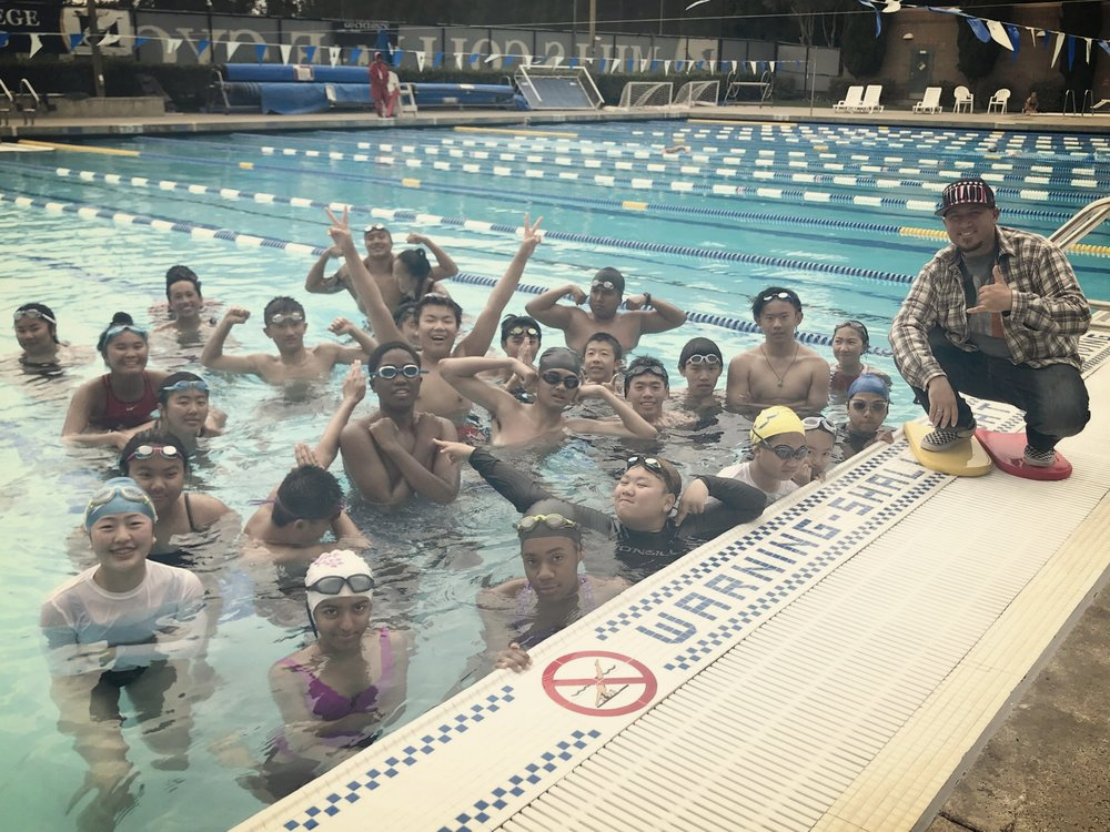 S.E.A. Eagles - The Swimming Elite of American Indian Public High School