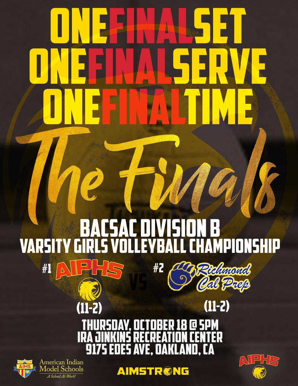 One Final Set. One Final Serve. One Final Time.
