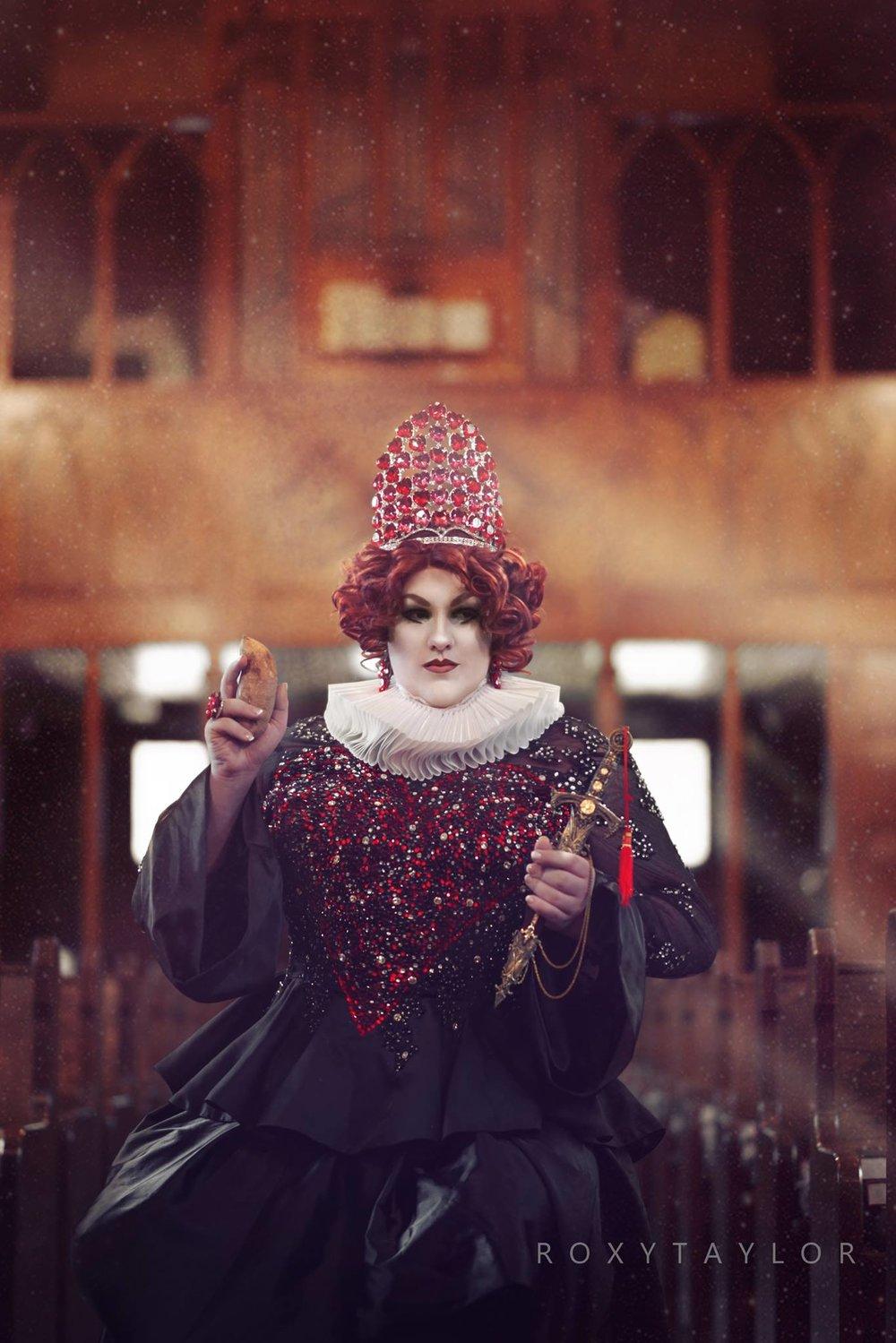 photo of Miss Ida by Roxy Taylor
