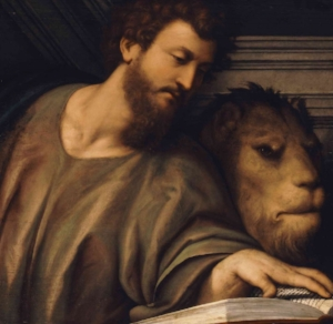 Mark the Evangelist , Il Pordenone.
