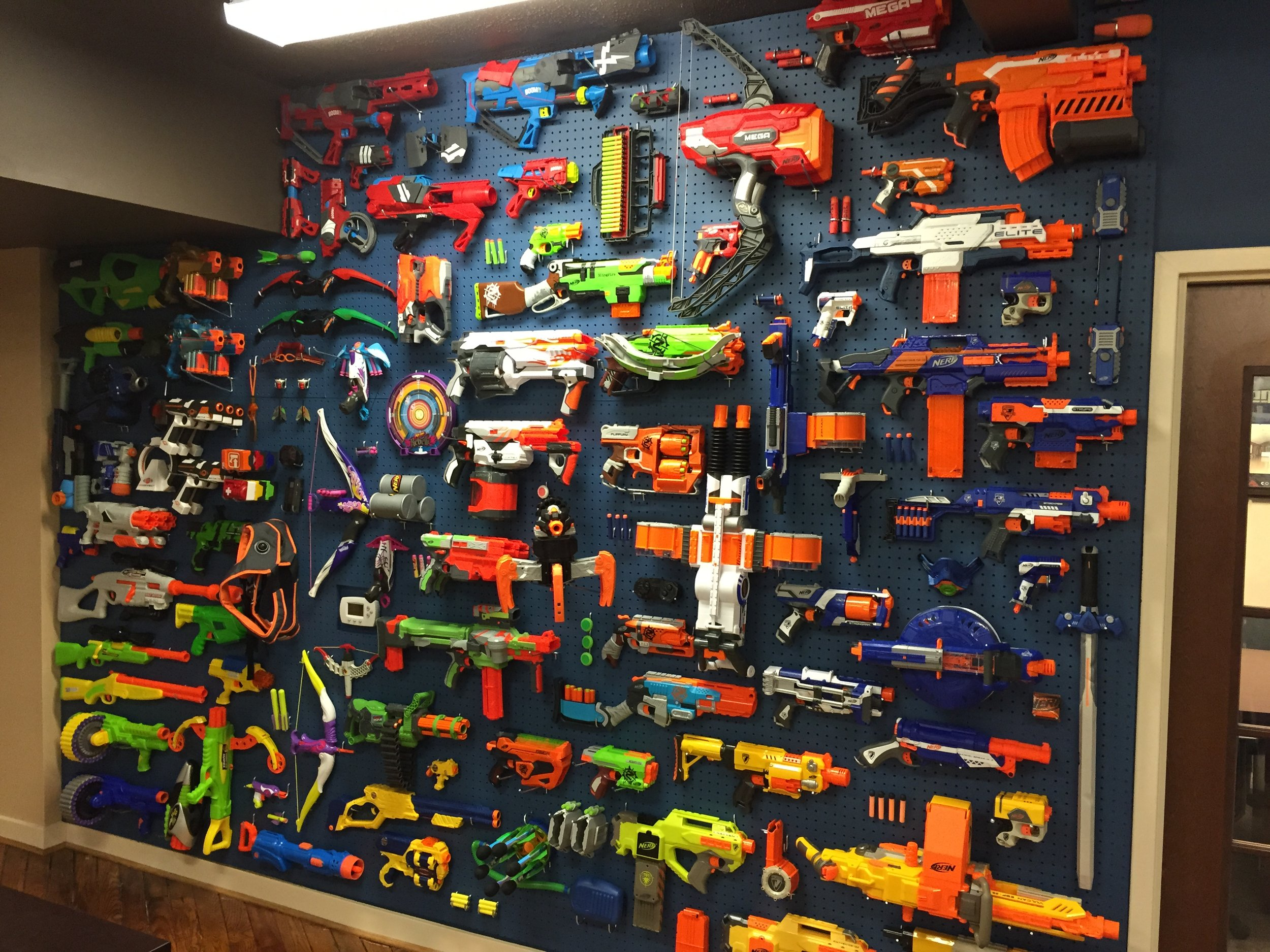 Why I'm Throwing Out my (Nerf) Guns - Theology Corner