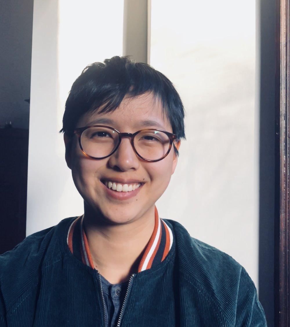 Sarah Ngu, pictured above.