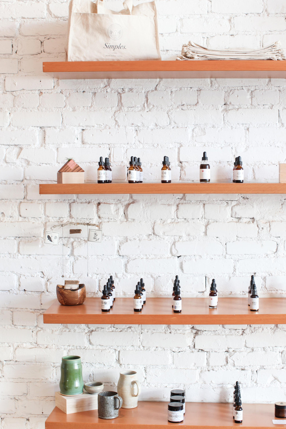 Simple Tonics by Traci Donat | Simples Founder Shares Her Personal Journey with Plant as Medicine.