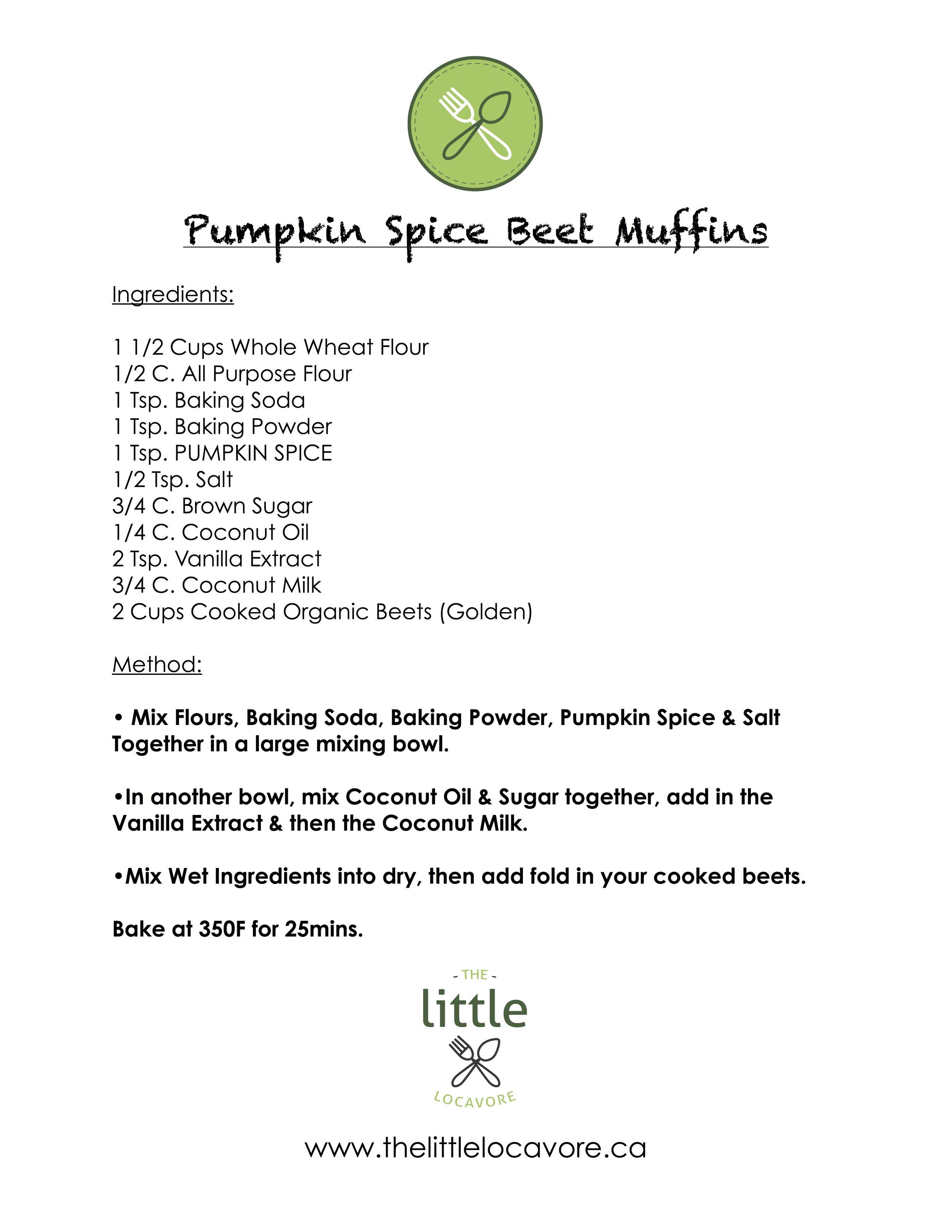PumpkinSpiceBeetMuffins
