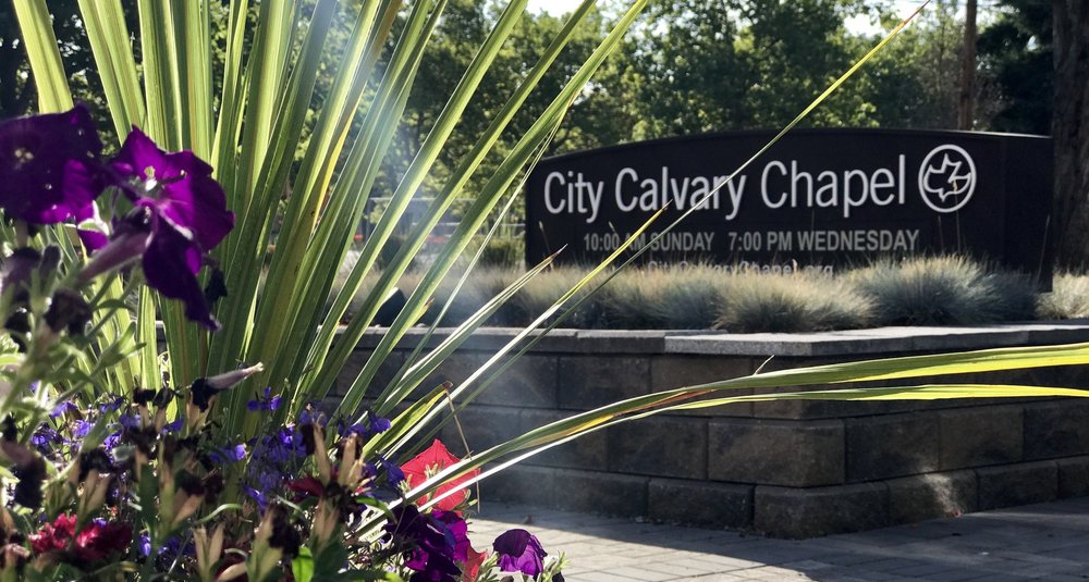 City Calvary Chapel - We Gather, Grow, & GoSundays at 10:00am  &  Wednesdays at 7:00pm