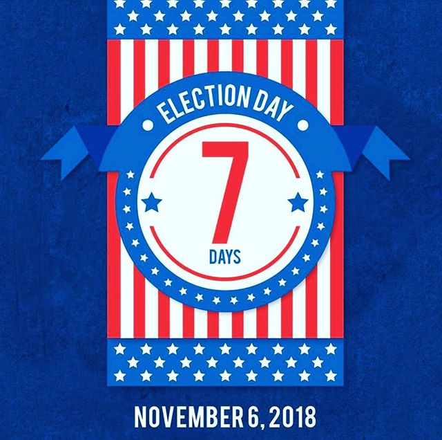 50% OFF any Back To Baseline service with proof of vote! ✨ Election Day is 7 days away 🇺🇸 #professionalorganizer #declutter #simplify #vote #belair #brentwood #organization #containerstore #napola #napo #mariekondo