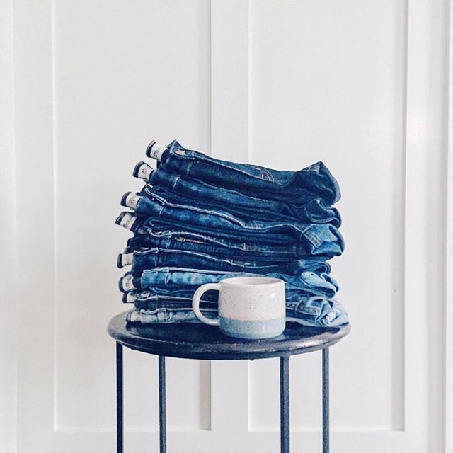 8 TIPS FOR A QUICK DENIM EDIT // If the pants are... Permanently stained  Ripped beyond repair Missing crucial buttons  Perpetually wrinkled, messy-looking, or poor quality Threadbare or frayed Out of style  Wrong size ✨✨✨✨ Donate Right Away or Throw Away! We hang on to old jeans for far too long and clearing some space makes our lives that much easier.  #organization #napola #denim #professionalorganizer #simplify #declutter #fashionable #madewell #closetcleanout #filefold #containerstore #potterybarn #santabarbara #losangeles #malibu #backtobaseline #mybaseline #edit #thehomeedit #mariekondo #napo #santamonica #interior #design
