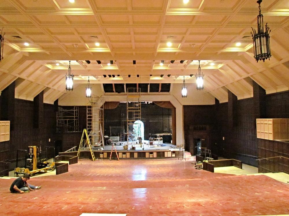 University of Toledo-Doermann Theatre