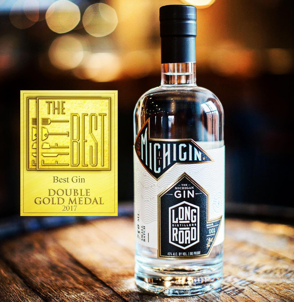 Best of the best. - In 2017, Michigin was judged in New York at